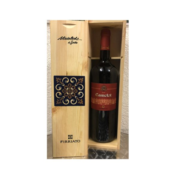 Vino rosso - Camelot