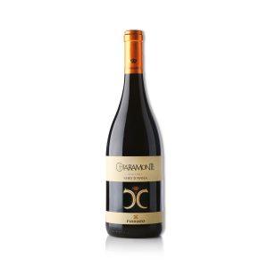 Vino rosso - Chiaramonte