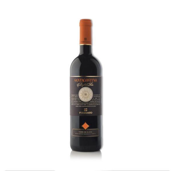 Vino rosso - Santagostino Rosso Baglio Soria